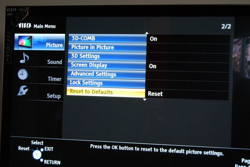 how to connect my panasonic viera tv to the internet