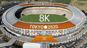 Tokyo 2020 in Super Hi-Vision 8K