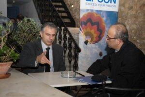 Renato Vincenti (Epson) Interview