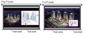 HITACHI CP-WX8265 PAP & PIP