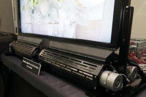 TOSHIBA: Display HDR UHD με  7.000 nits