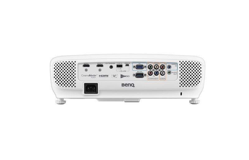 BENQ W1110 I/O