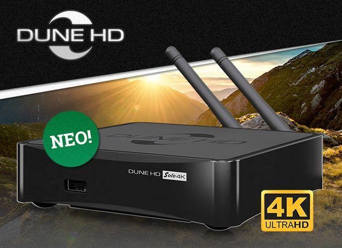 DUNE HD Solo 4K