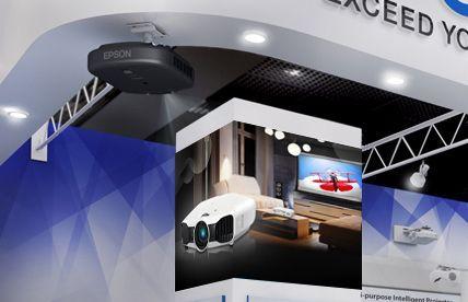 Epson επαγγελματικοί IFA 2016 4Κ & Laser
