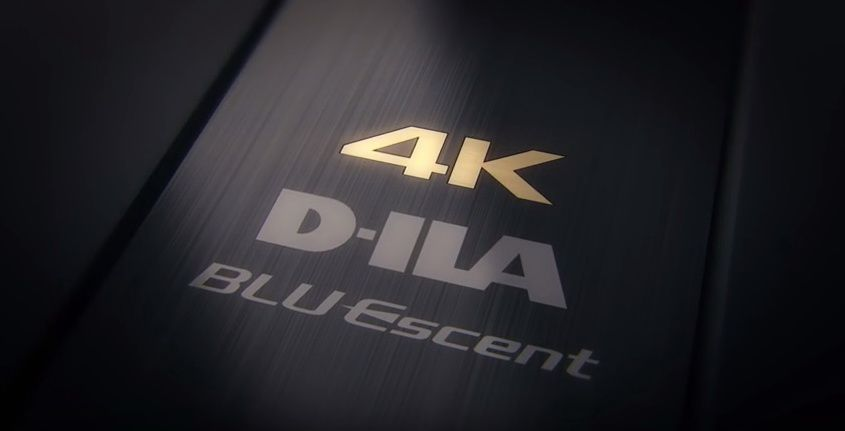 NEW  JVC 4K DLA-Z1 Update