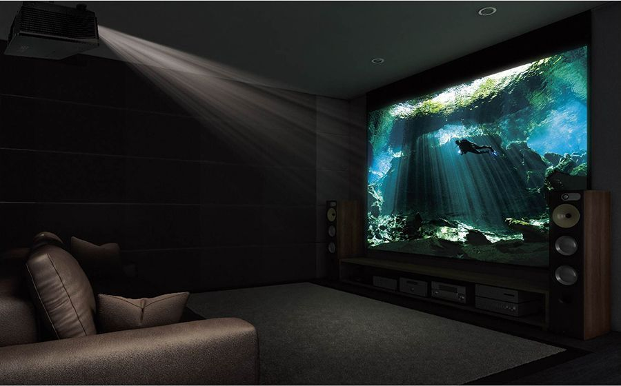 BenQ W8000 THX Certification Home Theater Projector
