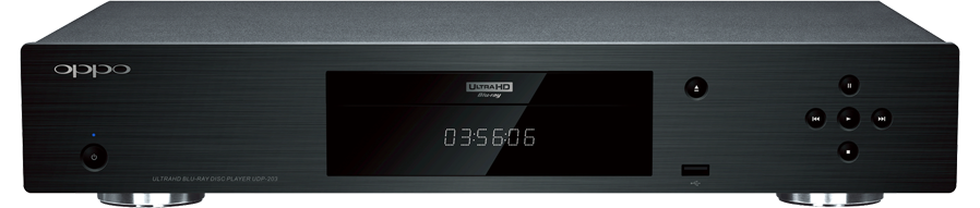OPPO UDP-203 Ultra HD Blu-ray player