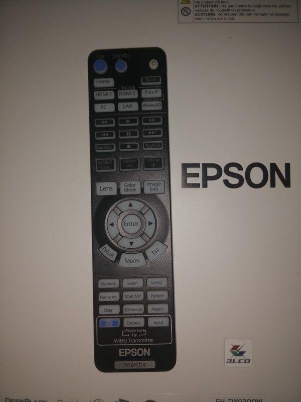 EPSON EH-TW9300 REMOTE